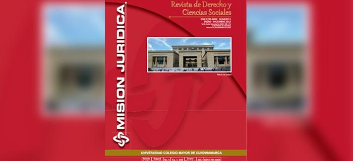 Comité Editorial Revista número 5